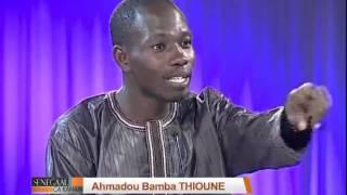 Senegal CA KANAM DU LUNDI  25 OCTOBRE 2015