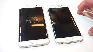 Galaxy S7 edge vs Galaxy S6 edge: edging out the predecessor