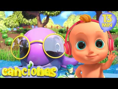 LooLoo – Las divertidas canciones infantiles – Las Mejores Canciones Infantiles   LooLoo – Cantece pentru copii in limba spaniola
