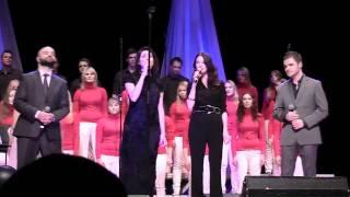 """""""Kus kulgeb kuu"""" - kontserdilt """"Laula mu laulu"""" 19.12.2011"""