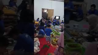 #Bukber_2018 kluarga besar mbah'kandar