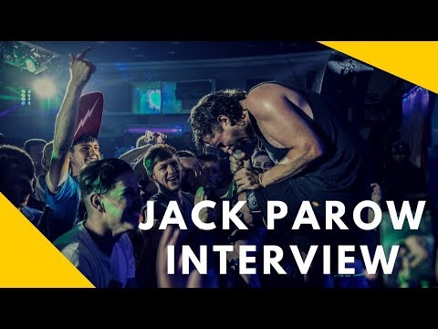 Interview with the one and only JACK PAROW