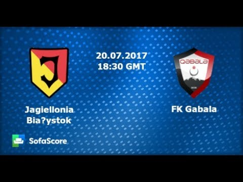Jagiellonia 0-2 Gabala  | Yagelloniya 0-2 Qebele  ★ UEFA Europa League ★