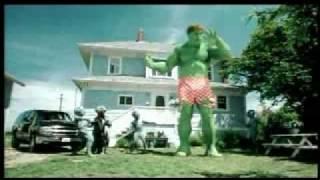 Scary Hulk Movie