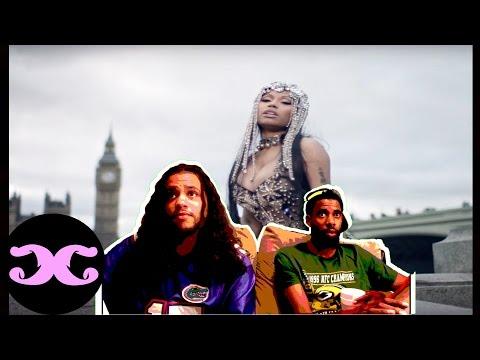 Nicki Minaj Drake & Lil Wayne - No Frauds [Reaction]