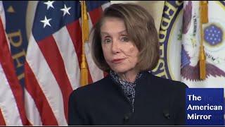 Nancy Pelosi suffers brain freezes
