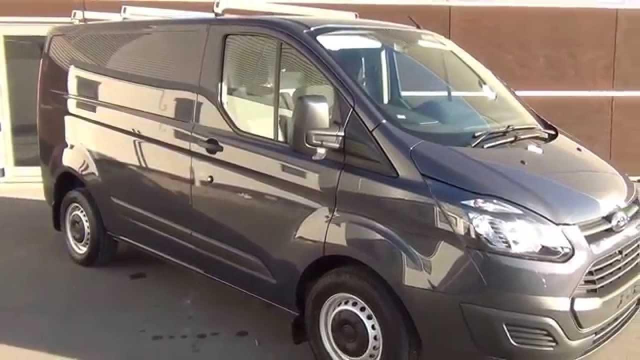 97e40a3f44 Ford Transit Custom SWB Van - 2014 - YouTube