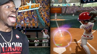 SMASHING DEEP HOME RUNS WITH POWER HITTERS! Super Mega Baseball 2 Online Gameplay Ep. 3