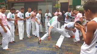 Fundação Capoeira - Instrutor D'Minas Roda feminina
