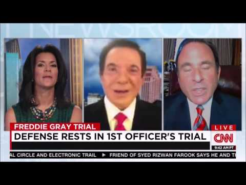 RICHARD HERMAN, CNN 12/12 Officer WILLIAM G.PORTER on trial for death of FREDDIE GRAY.