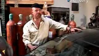 MythBusters - Biscuit Bullet?