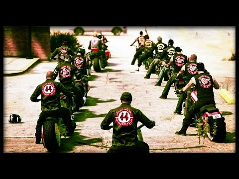 A Biker DLC Proposal to Rockstar for GTA Online | Motorcycle Clubs United