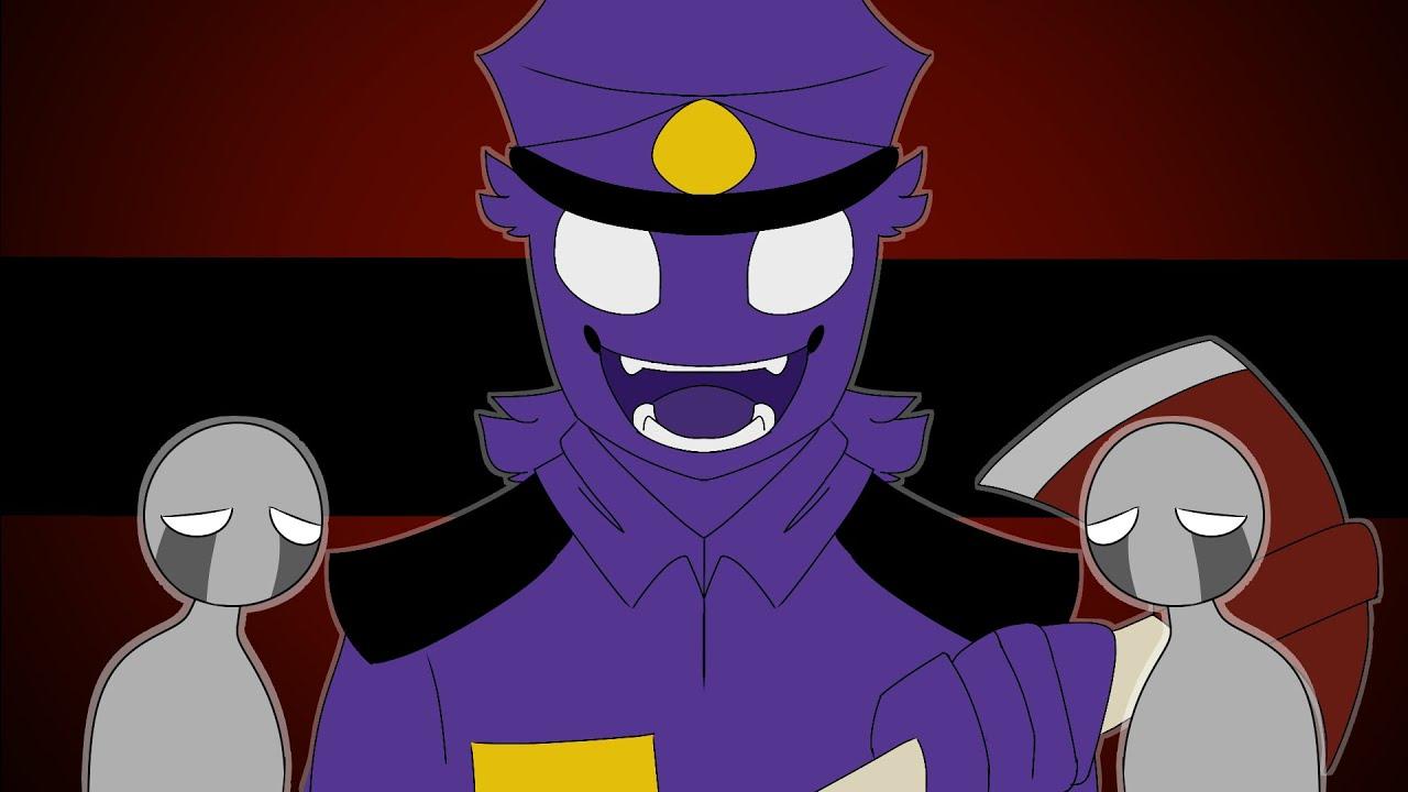 Download MATSTUBS   Animation meme [FNAF Purple Guy]   Flash warning?
