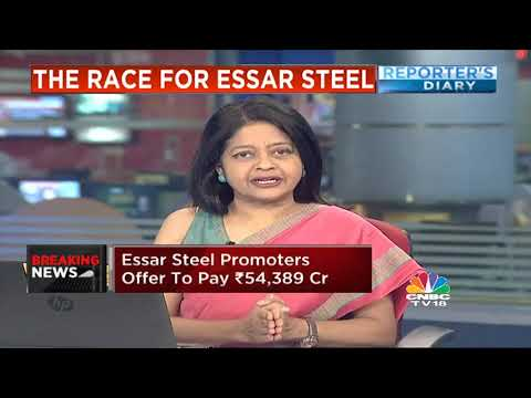 Essar Steel Promoters Offer To Pay `54,389 Cr To Creditors
