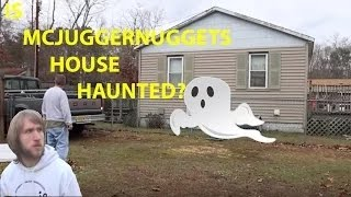 is mcjuggernuggets new house haunted part 3