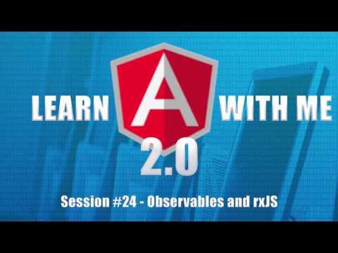 Angular 2 (Angular 4) - Observables and rxJS