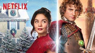 Bekijk trailer The Knight Before Christmas met Vanessa Hudgens