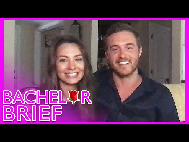 Peter Weber & Kelley Flanagan's Relationship Future   Bachelor Brief
