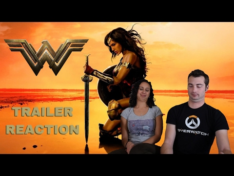 Wonder Woman Origins Trailer 3 - Reaction