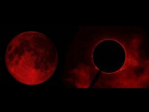 Blood Red Moon and Black Sun, Revelation 6:12 - Pastor David