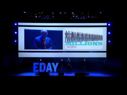 Georges-Edouard Dias (L'Oreal) at Emerce eDay 2013