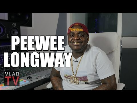 Peewee Longway Avoids Answering if He Dropped Lean Bottle on a Cop's Shoe