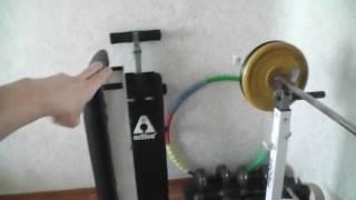 Оборудование домашнего спорт зала