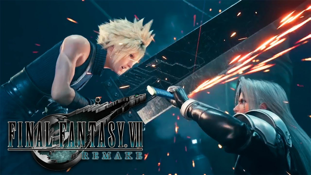 Final Fantasy 7 Remake thumbnail