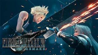 Final Fantasy 7 Remake - Official Theme Song Trailer