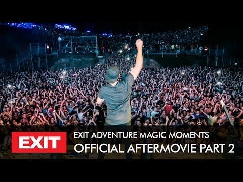 EXIT Adventure MAGIC Moments 2016   Official AFTERMOVIE part 2