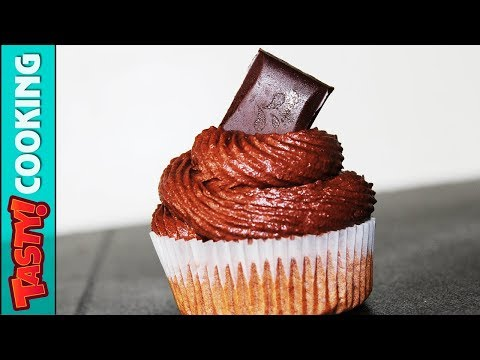Chocolate Frosting Recipe 🍫 Perfect For Cakes And Cupcakes 🍰 Tasty Cooking Recipes