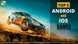 Top 5 New Realistic Racing Games For Android & iOS 2018 (Offline & Online) | Quitable Gamer