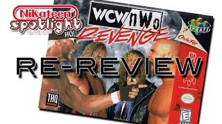 SVGR - WCW/nWo Revenge (Nintendo 64) *RE-REVIEW*