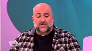 Omid Djalili's Loose Women Joke | Loose Women