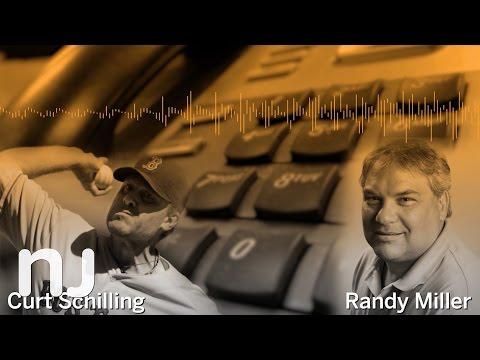 Curt Schilling vs. NJ.com's Randy Miller