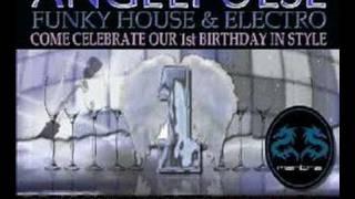 Angelpulse  :  Sexy Funky House & Electro - Windsor 11.09.07