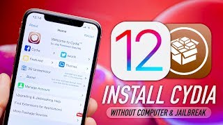 Download How To Install Cydia On Ios 12 12 1 2 Without