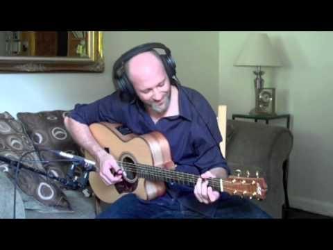 Adam Rafferty - Michael Jackson - Man in the Mirror - Solo Acoustic Fingerstyle Guitar