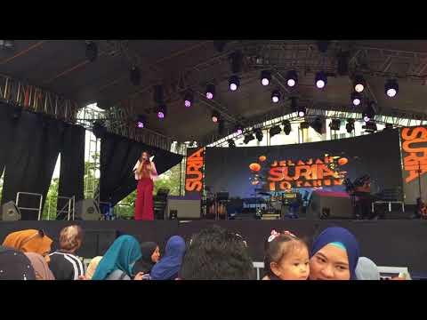 Oh Cintaku (Bella Nazari) - LIVE at Konsert Jelajah Suria 10 Tahun, MITC Melaka