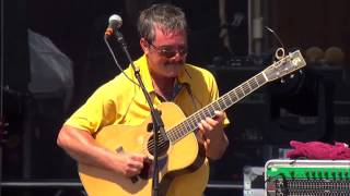"Larry Keel & Sam Bush - ""Lee Highway Blues"" 9.06.14"