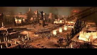 Total War™ : Rome II - Gameplay Trailer #1 (UK)