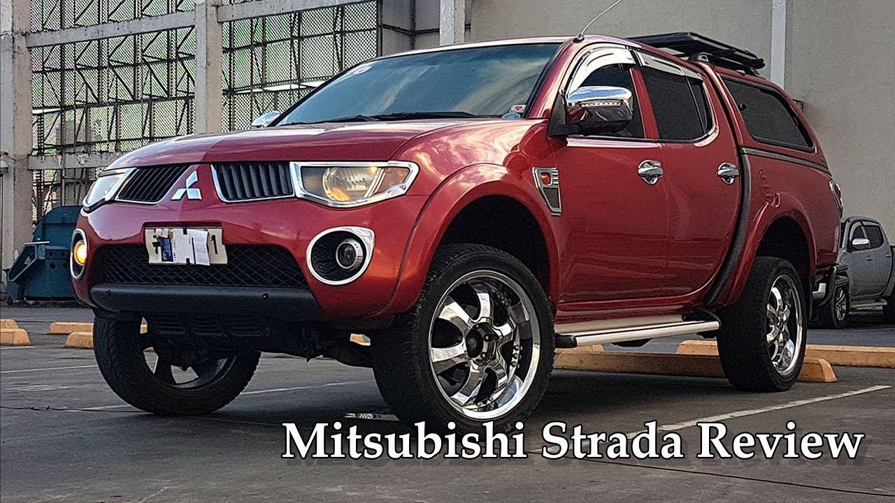 My 2008 Mitsubishi Strada Triton GLX 25 2X4 Joseph Pick Up Truck Owners Review Vehicle Tour