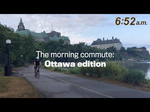 The Morning Commute: Ottawa Edition