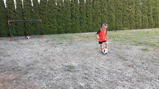 Psiaki Futbolaki - Jasiu 6 lat
