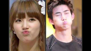 Taecyeon & Suzy (TaeZy)- Someday