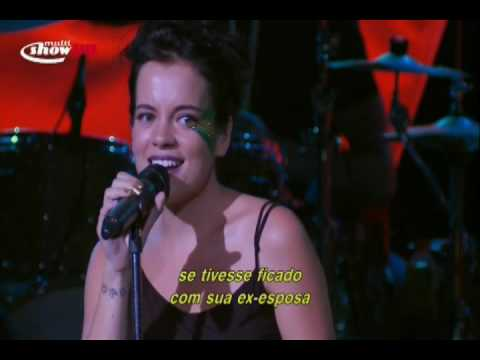 Lily Allen - He Wasn't There - Live in São Paulo(Multishow)