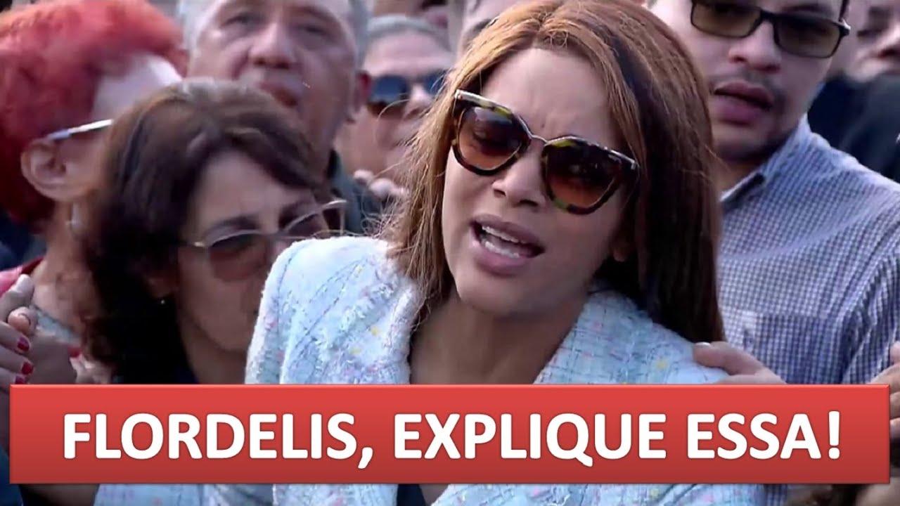 Download FLORDELIS PODE EXPLICAR O QUE ANDERSON ESTAVA FAZENDO DE...?