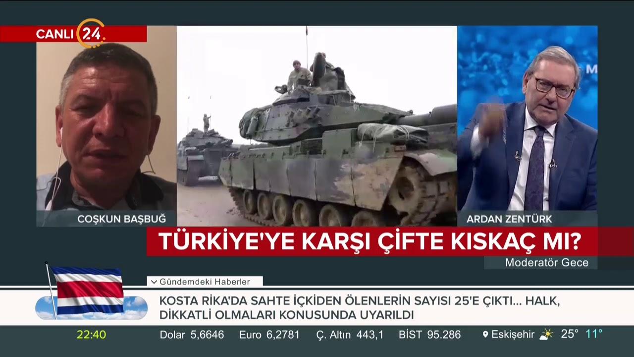 İdlib saldırısı neyin işareti? Türkiye'ye karşı çifte kıskaç mı?