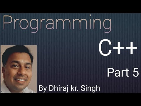 Programming In C++. Ph:-9899658624