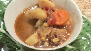 Hamburger Stew/soup